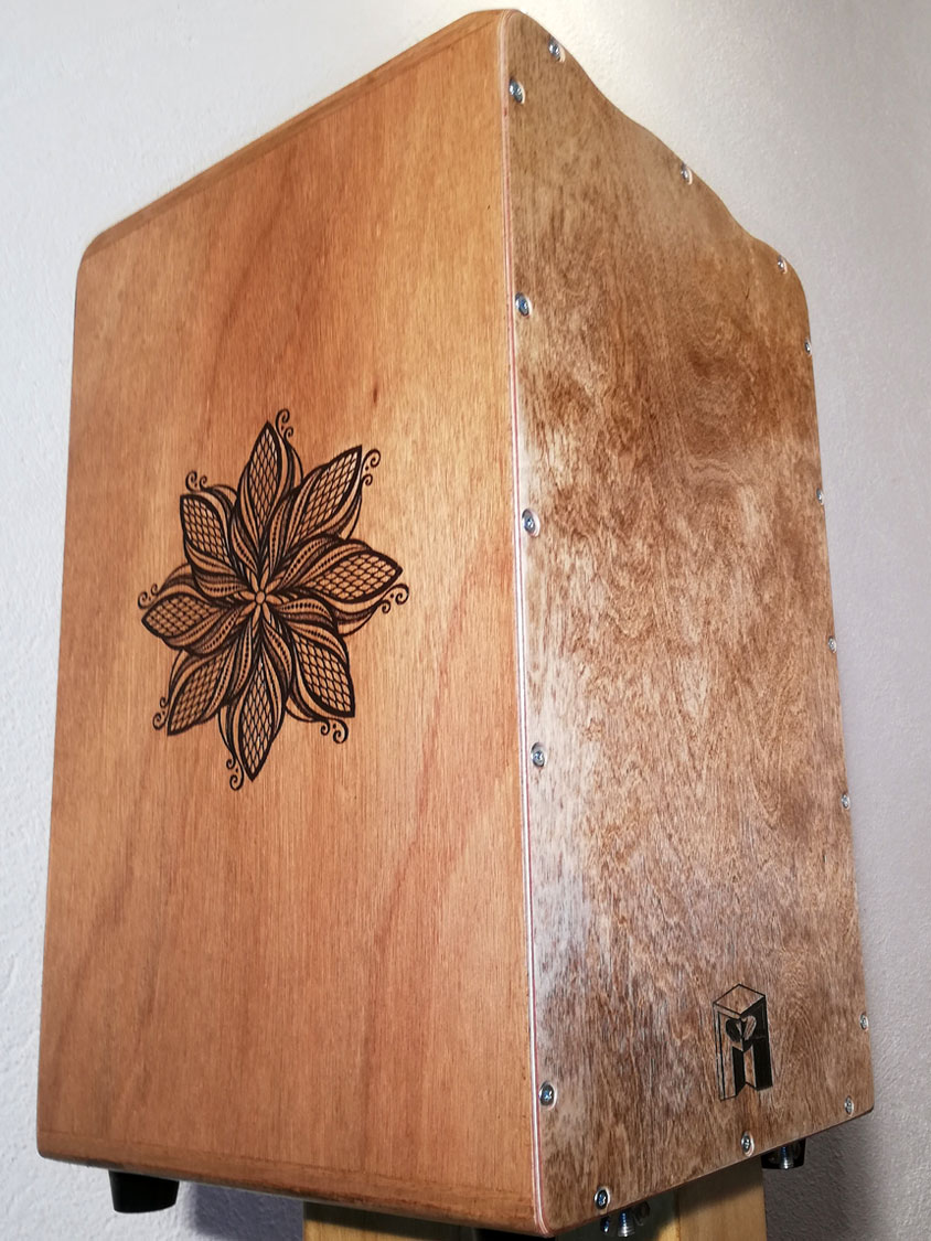 Cajon Simple face